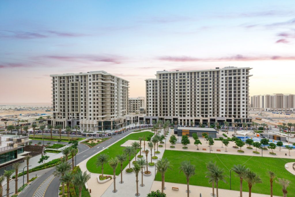 Rawda Apartments Town Square Dubai