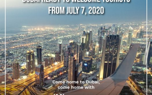 Dubai Ready to Welcome Tourists from July 7